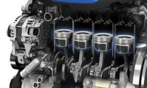 Объем двигателя это