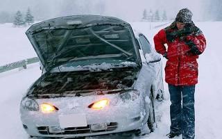 Утеплитель двигателя автомобиля