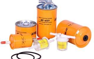 Топливный фильтр на дизельный двигатель