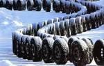 Какие шины выбрать для зимы