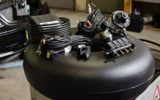Принцип работы гбо 4 поколения на инжектор