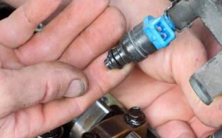 Ультразвуковая промывка инжектора
