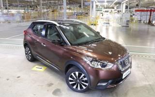 Nissan kicks в россии старт продаж