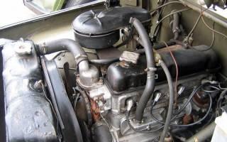 Какой двигатель поставить на уаз