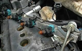 Карбюраторный двигатель и инжекторный разница