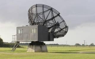 Радар как работает