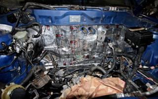 Устранение шума в салоне автомобиля