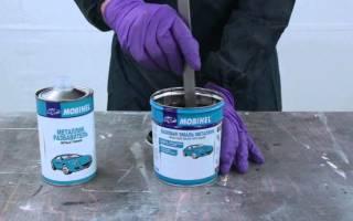 Как правильно разводить краску для покраски авто