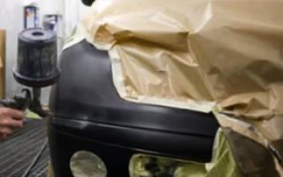 Сколько стоит покрасить кузов автомобиля полностью