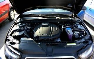 Какой моторесурс двигателя