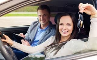 Как научиться хорошо водить машину девушке