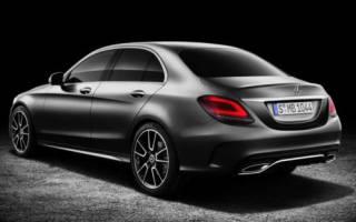 Mercedes c 2018
