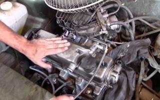 Почему дизелит бензиновый двигатель