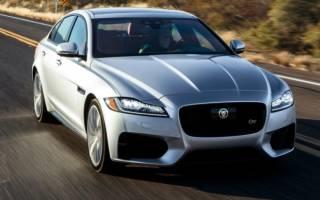 Jaguar 2018 xf