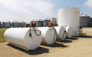 Правила хранение дизельного топлива