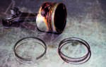 Типы поршневых колец