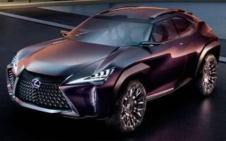 Lexus ux 2017 старт продаж