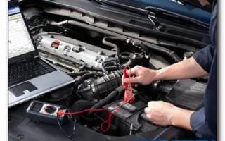 Схема автомобиля газового оборудования