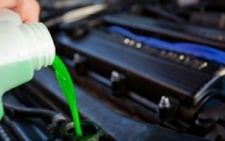 Как правильно заменить антифриз в машине