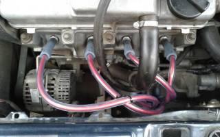 Пробивают провода высоковольтные