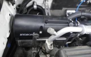 Ремонт гидроника своими руками