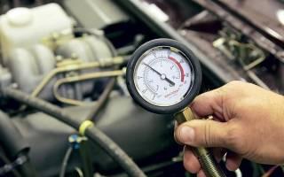 Компрессия бензинового двигателя