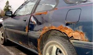 Ремонт кузова автомобиля своими руками ржавчина