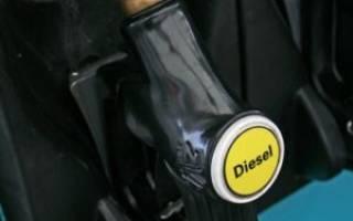 В 1 кг дизельного топлива сколько литров