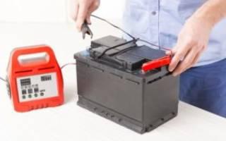 Сколько нужно ампер для зарядки автомобильного аккумулятора