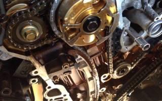 Помпа охлаждения двигателя
