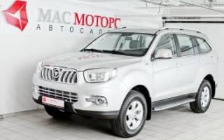 Новые автомобили до 2000000 рублей 2017