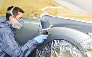 Разбавитель для акриловых красок авто