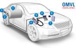 Принцип работы двигателя авто на газе и бензине