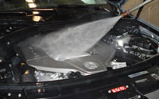 Стоит ли мыть двигатель