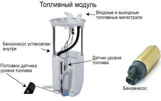 Топливный вакуумный насос