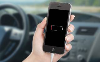 Как зарядить телефон от аккумулятора автомобиля